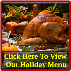 Check Out Our Holiday Catering Menu